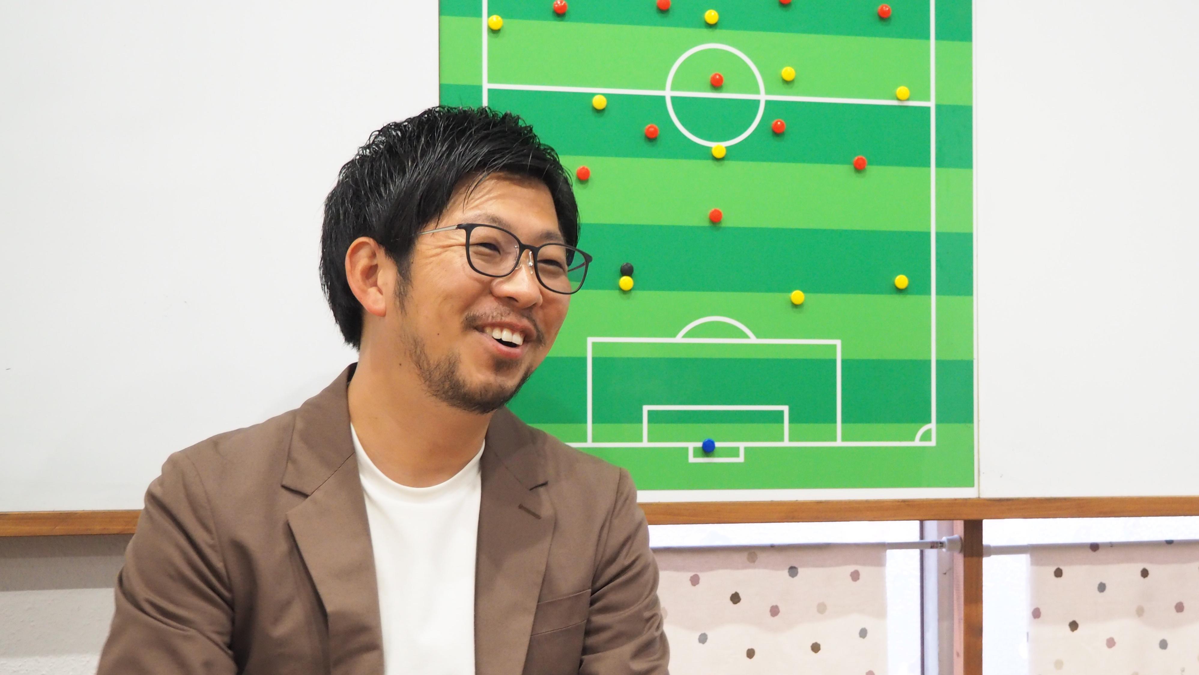 クラブ与野中森監督インタビュー